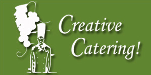 Logo for Creative Catering of Rice, MN